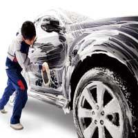 手洗い洗車専門店のこだわり洗車